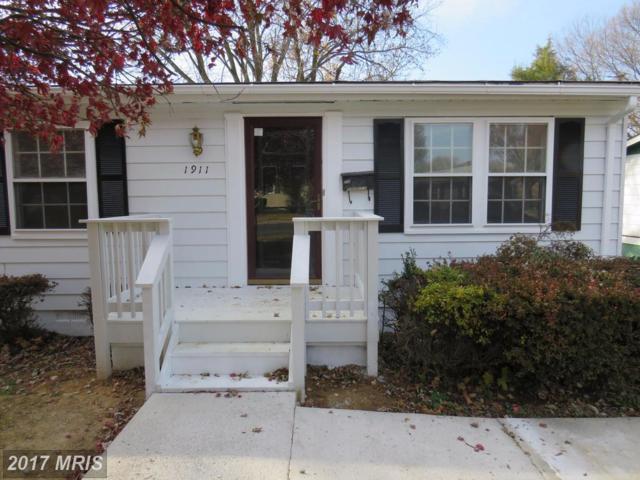 1911 Howard Avenue, Fredericksburg, VA 22401 (#FB10112534) :: Pearson Smith Realty
