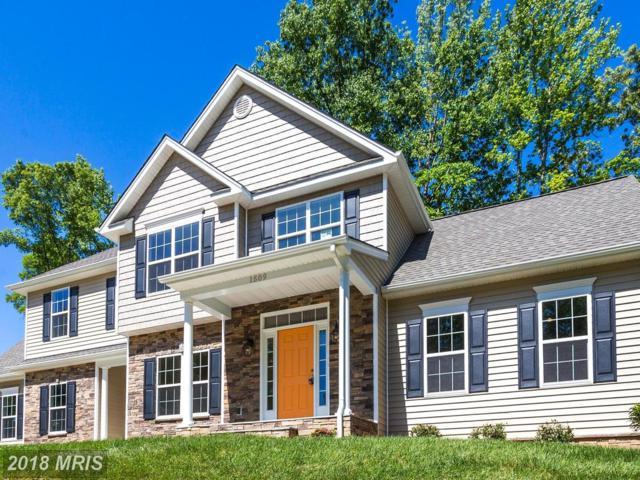 1509 Keeneland Road, Fredericksburg, VA 22401 (#FB10131440) :: Pearson Smith Realty