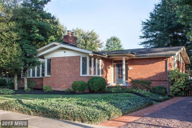 1316 Brent Street, Fredericksburg, VA 22401 (#FB10136407) :: Pearson Smith Realty