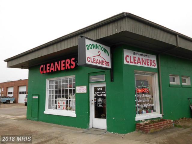 510 Kenmore Avenue, Fredericksburg, VA 22401 (#FB10186609) :: The Crews Team