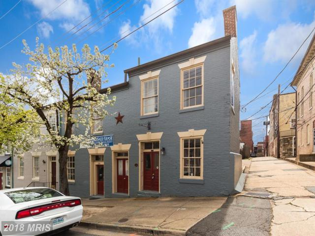 210 George Street, Fredericksburg, VA 22401 (#FB10199214) :: The Withrow Group at Long & Foster