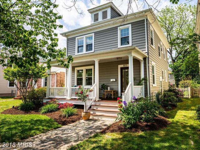 803 Charlotte Street, Fredericksburg, VA 22401 (#FB10238744) :: The Withrow Group at Long & Foster