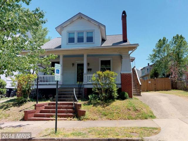 824 Marye Street, Fredericksburg, VA 22401 (#FB10238762) :: The Withrow Group at Long & Foster