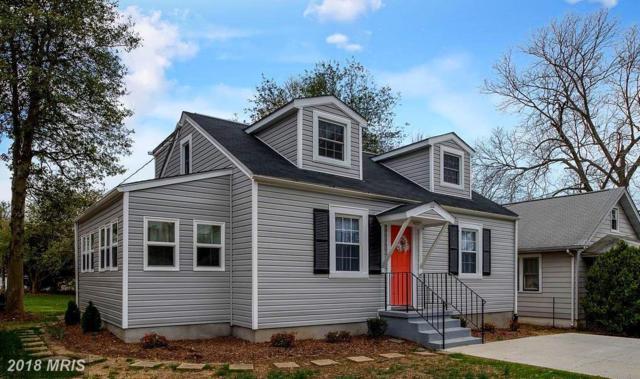 122 Gibson Street, Fredericksburg, VA 22401 (#FB10250694) :: Colgan Real Estate