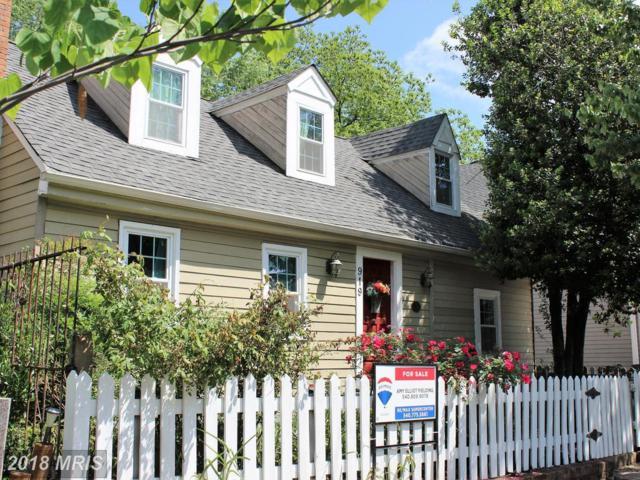 919 Hanover Street, Fredericksburg, VA 22401 (#FB10250779) :: RE/MAX Cornerstone Realty