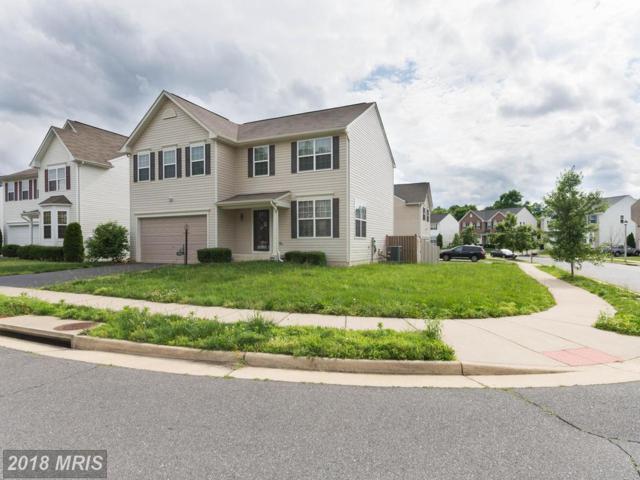1011 Bakersfield Lane, Fredericksburg, VA 22401 (#FB10316781) :: The Licata Group/Keller Williams Realty