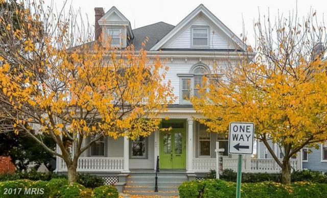 400 Hanover Street, Fredericksburg, VA 22401 (#FB9859194) :: LoCoMusings