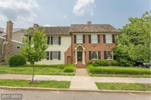 701 Hanover Street, Fredericksburg, VA 22401 (#FB9907227) :: LoCoMusings