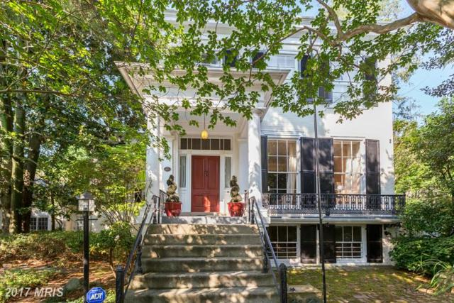 306 Caroline Street, Fredericksburg, VA 22401 (#FB9929283) :: LoCoMusings