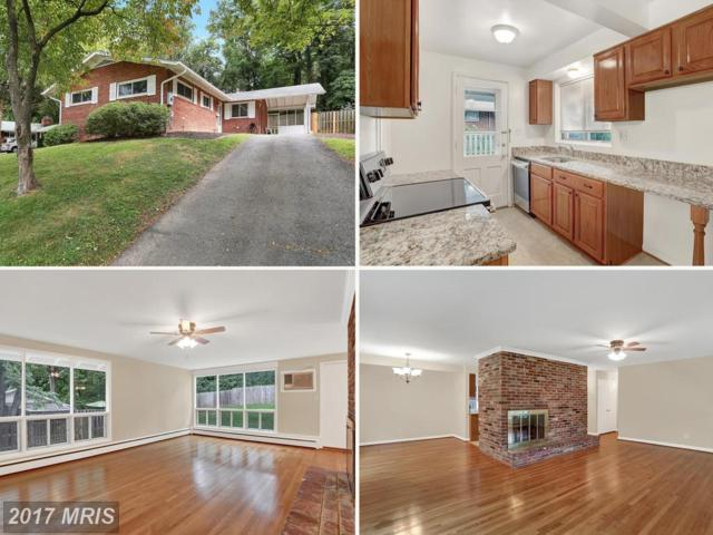 10107 Cornwall Road, Fairfax, VA 22030 (#FC10062564) :: Pearson Smith Realty