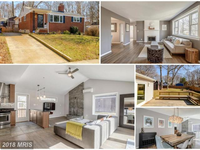 3815 Carolyn Avenue, Fairfax, VA 22031 (#FC10161831) :: The Gus Anthony Team