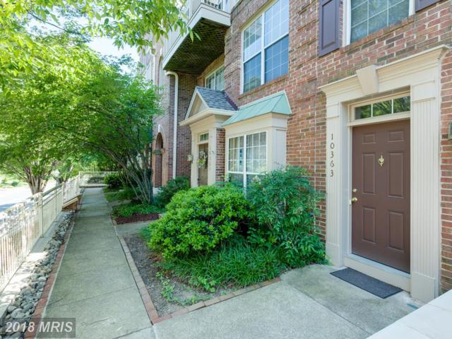 10363 Sager Avenue, Fairfax, VA 22030 (#FC10269733) :: Tom & Cindy and Associates