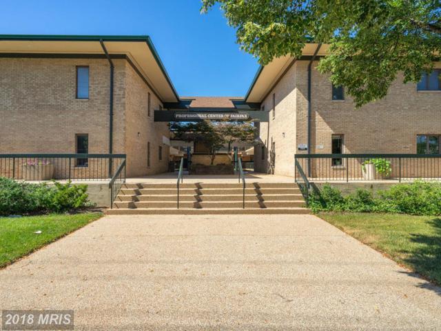 10875 Main Street #205, Fairfax, VA 22030 (#FC10305360) :: Zadareky Group/Keller Williams Realty Metro Center
