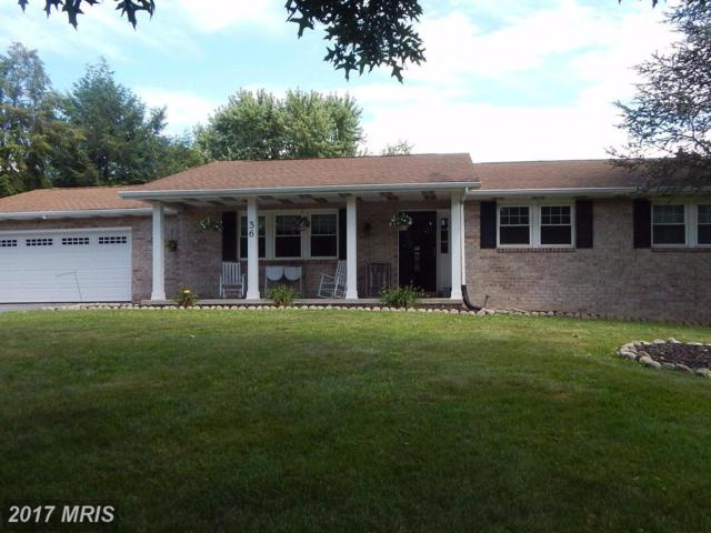 36 Obsidian Drive, Chambersburg, PA 17202 (#FL10000996) :: Pearson Smith Realty