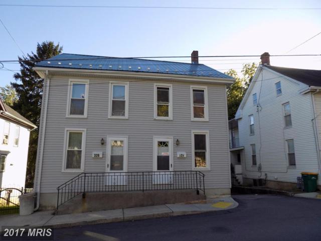 326 Second Street, Waynesboro, PA 17268 (#FL10078534) :: LoCoMusings