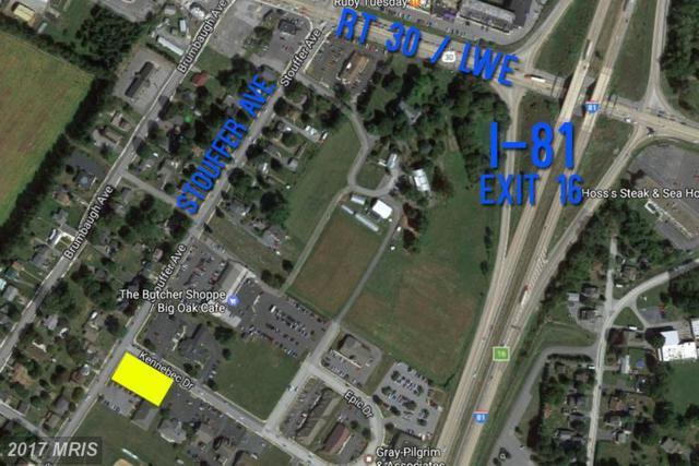 0 Stouffer Avenue Lot 2A, Chambersburg, PA 17201 (#FL9968209) :: LoCoMusings