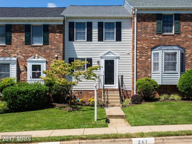 261 Fairfield Drive, Warrenton, VA 20186 (#FQ10036405) :: Colgan Real Estate