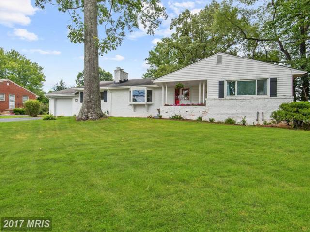 5110 Dumfries Road, Warrenton, VA 20187 (#FQ10036577) :: Colgan Real Estate
