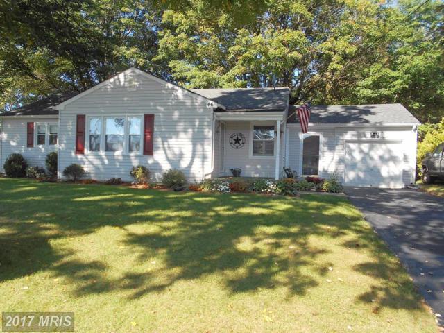 46 Rappahannock Street, Warrenton, VA 20186 (#FQ10075906) :: Jacobs & Co. Real Estate
