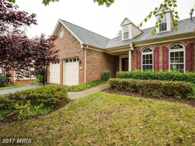 6678 Suffield Lane #6678, Warrenton, VA 20187 (#FQ10084110) :: Network Realty Group
