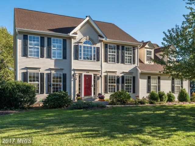 419 Devon Drive, Warrenton, VA 20186 (#FQ10085976) :: Colgan Real Estate
