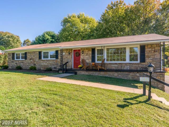 131 Moser Road, Warrenton, VA 20186 (#FQ10086510) :: Colgan Real Estate