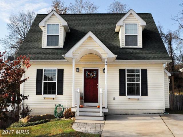 156 Sterling Court, Warrenton, VA 20186 (#FQ10108485) :: Jacobs & Co. Real Estate