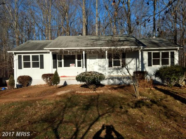 4538 Hurst Drive, Bealeton, VA 22712 (#FQ10122158) :: The Hagarty Real Estate Team