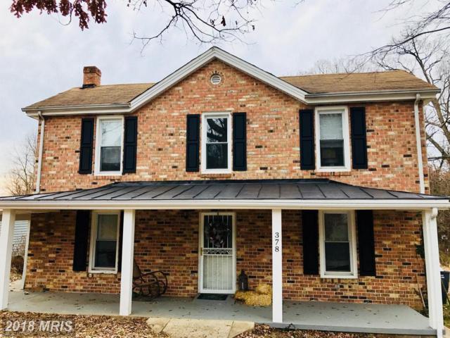 378 Curtis Street, Warrenton, VA 20186 (#FQ10124340) :: Colgan Real Estate