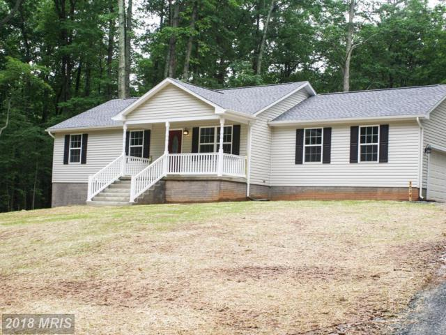 10758 Saint Pauls Road, Bealeton, VA 22712 (#FQ10127398) :: The Hagarty Real Estate Team