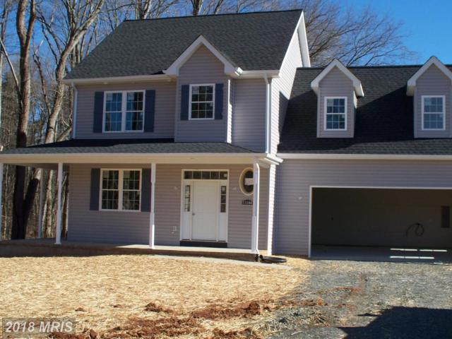 11044 Salisbury Lane, Bealeton, VA 22712 (#FQ10135440) :: The Hagarty Real Estate Team