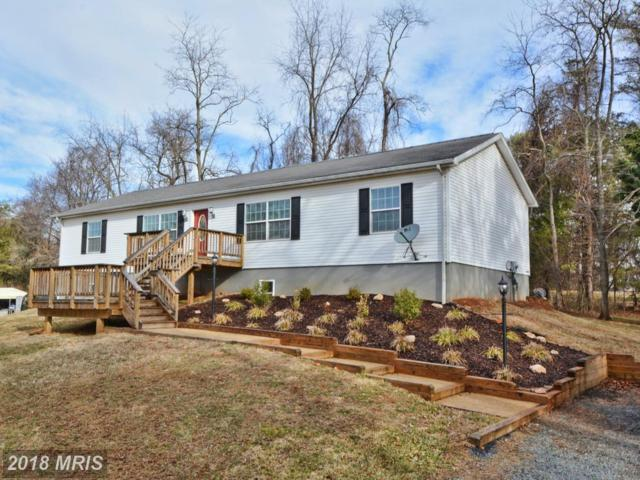 6290 Old Auburn Road, Warrenton, VA 20187 (#FQ10158548) :: Network Realty Group