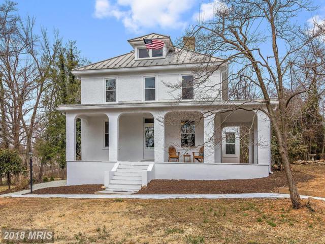 319 Waterloo Street, Warrenton, VA 20186 (#FQ10176271) :: Jacobs & Co. Real Estate