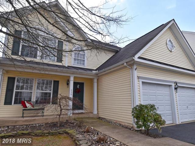 536 Colony Court, Warrenton, VA 20186 (#FQ10183503) :: Colgan Real Estate