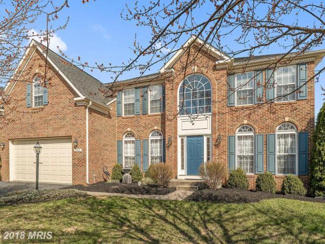 351 Preston Drive, Warrenton, VA 20186 (#FQ10183647) :: Colgan Real Estate