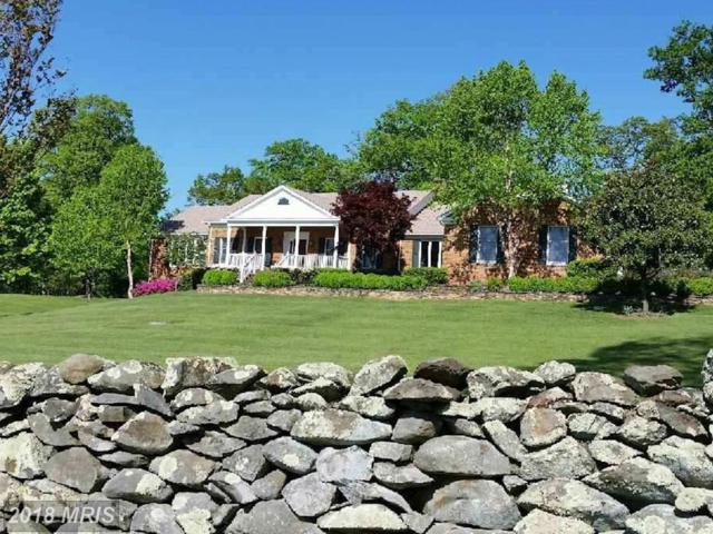 1310 Delaplane Grade Road, Upperville, VA 20184 (#FQ10187007) :: Blackwell Real Estate