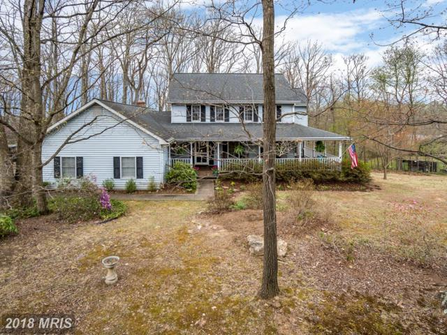 5733 Pendleton Lane, Warrenton, VA 20187 (#FQ10210529) :: Advance Realty Bel Air, Inc