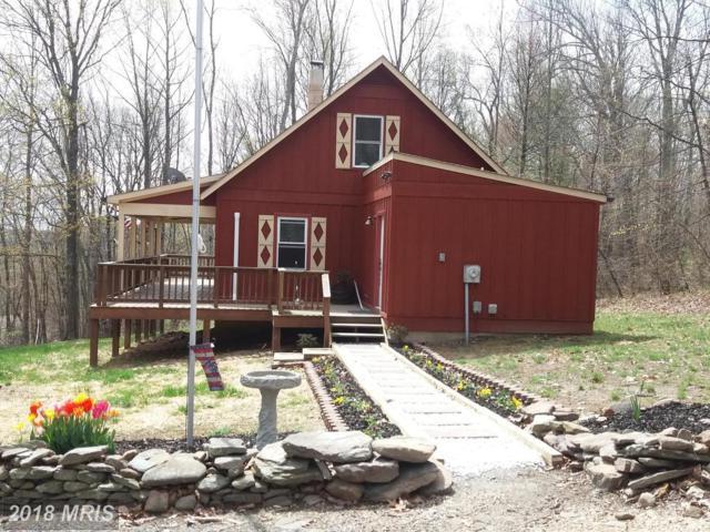 9836 Timber Heights, Marshall, VA 20115 (#FQ10217883) :: Keller Williams Pat Hiban Real Estate Group