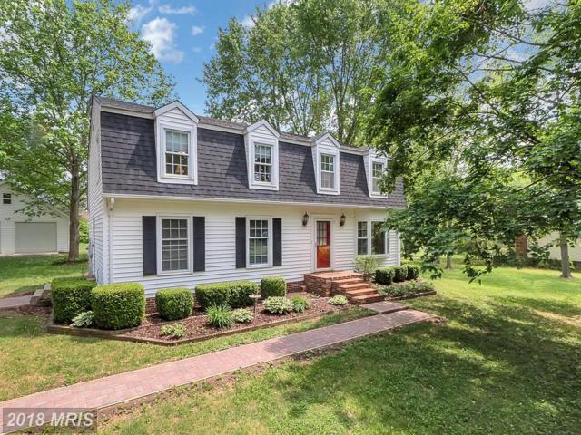 9759 Reeves Court, Warrenton, VA 20186 (#FQ10239778) :: Provident Real Estate