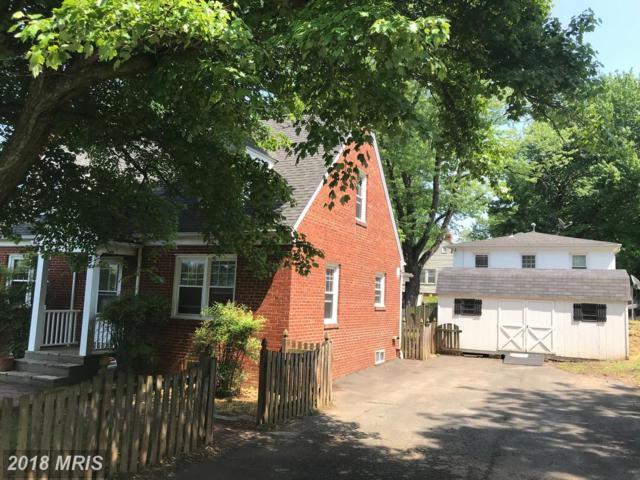 140 Shirley Avenue W, Warrenton, VA 20186 (#FQ10246363) :: The Hagarty Real Estate Team