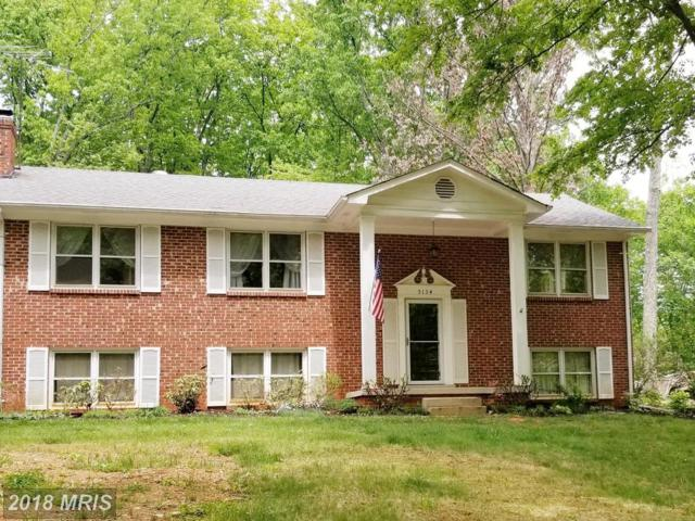 5134 Shady Oak Lane, Warrenton, VA 20187 (#FQ10247564) :: The Hagarty Real Estate Team