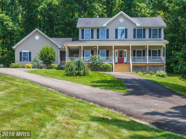 9703 Crest Hill Road, Marshall, VA 20115 (#FQ10276889) :: The Gus Anthony Team