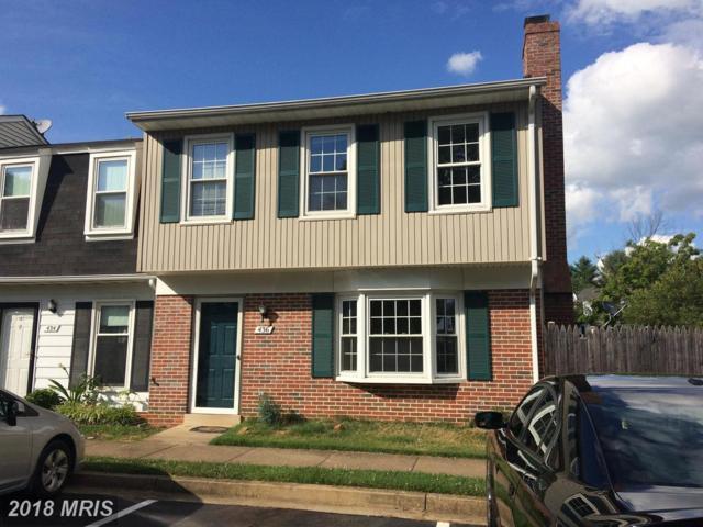 436 Forest Court, Warrenton, VA 20186 (#FQ10304674) :: Colgan Real Estate