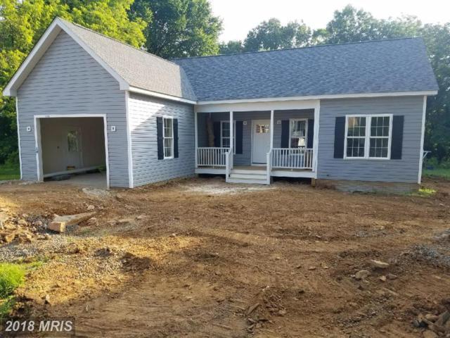 386 Curtis Street, Warrenton, VA 20186 (#FQ10348595) :: Colgan Real Estate
