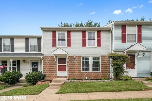 832 Oak Leaf Court, Warrenton, VA 20186 (#FQ10353003) :: Samantha Bendigo