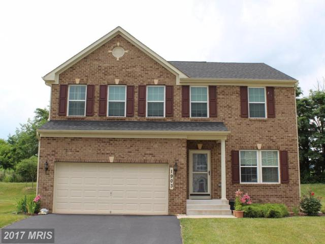 1903 Regiment Way, Frederick, MD 21702 (#FR10005468) :: Pearson Smith Realty