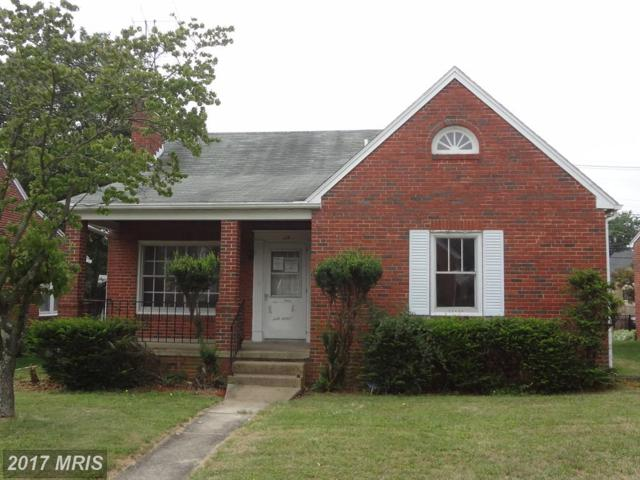 102 Frederick Avenue, Frederick, MD 21701 (#FR10008936) :: Pearson Smith Realty