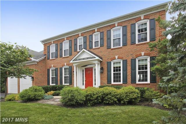 8903 Berwick Place S, Ijamsville, MD 21754 (#FR10011099) :: A-K Real Estate