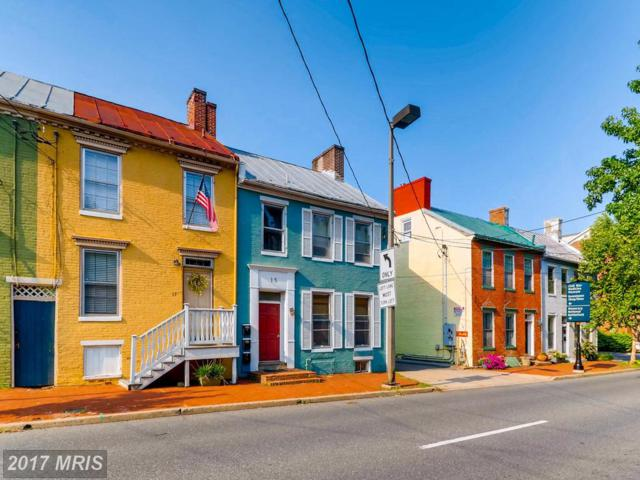 15 W. South Street, Frederick, MD 21701 (#FR10012231) :: Pearson Smith Realty