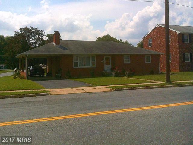 1305 East Street, Frederick, MD 21701 (#FR10012849) :: A-K Real Estate
